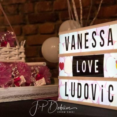 Vanessa et Ludovic